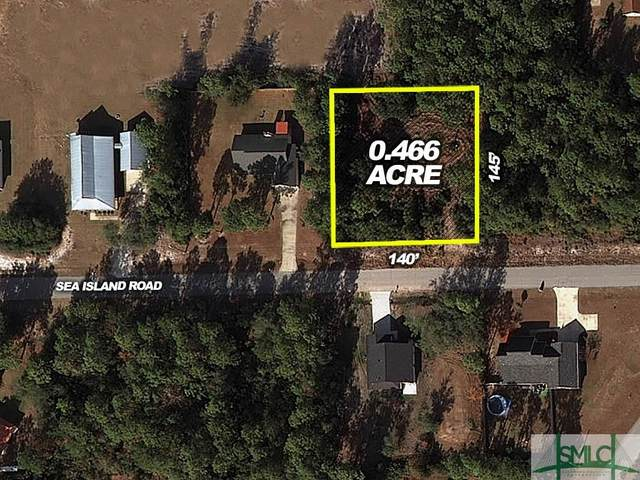 0 Sea Island Road, Midway, GA 31320 (MLS #242694) :: Coldwell Banker Access Realty