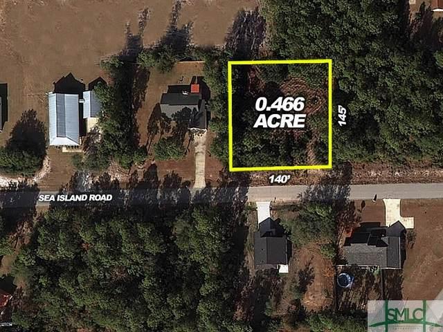 0 Sea Island Road, Midway, GA 31320 (MLS #242694) :: Keller Williams Coastal Area Partners