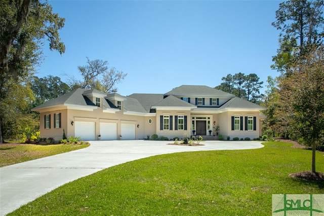 72 Waterway Drive, Savannah, GA 31411 (MLS #242704) :: RE/MAX All American Realty