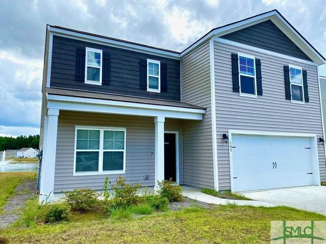 105 Butternut Boulevard, Guyton, GA 31312 (MLS #242705) :: RE/MAX All American Realty
