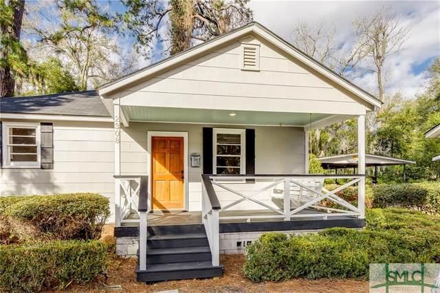 2308 Tennessee Avenue, Savannah, GA 31404 (MLS #242709) :: RE/MAX All American Realty