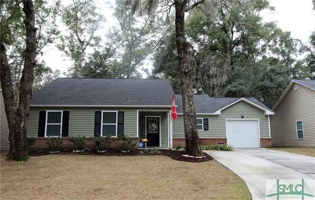 32 Brindlewood Drive, Beaufort, SC 29907 (MLS #242710) :: The Arlow Real Estate Group