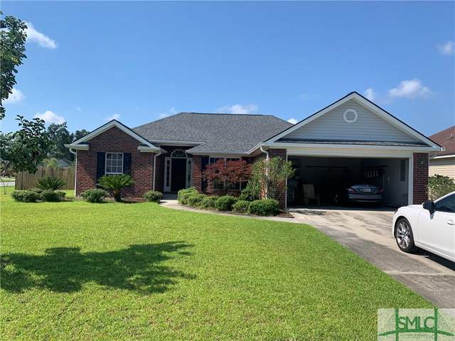 23 Carlisle Lane, Savannah, GA 31419 (MLS #242722) :: Bocook Realty