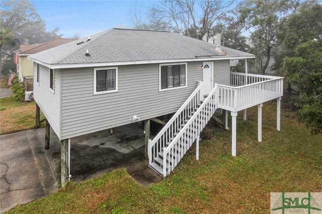 403 Miller Avenue, Tybee Island, GA 31328 (MLS #242729) :: Keller Williams Coastal Area Partners