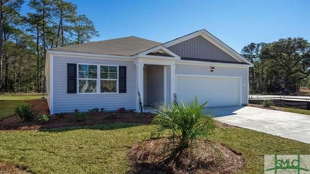 106 Cole Street, Pooler, GA 31322 (MLS #242742) :: The Arlow Real Estate Group