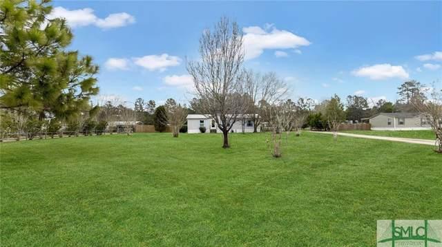 762 Log Landing Road, Springfield, GA 31329 (MLS #242748) :: The Arlow Real Estate Group