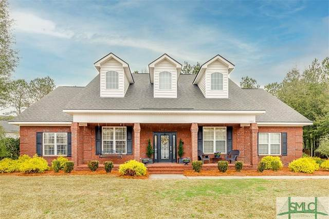 102 Corral Court, Guyton, GA 31312 (MLS #242761) :: RE/MAX All American Realty