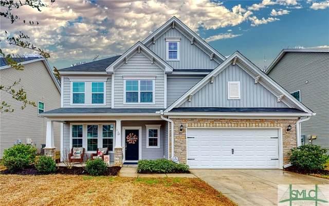 354 Casey Drive, Pooler, GA 31322 (MLS #242768) :: Heather Murphy Real Estate Group