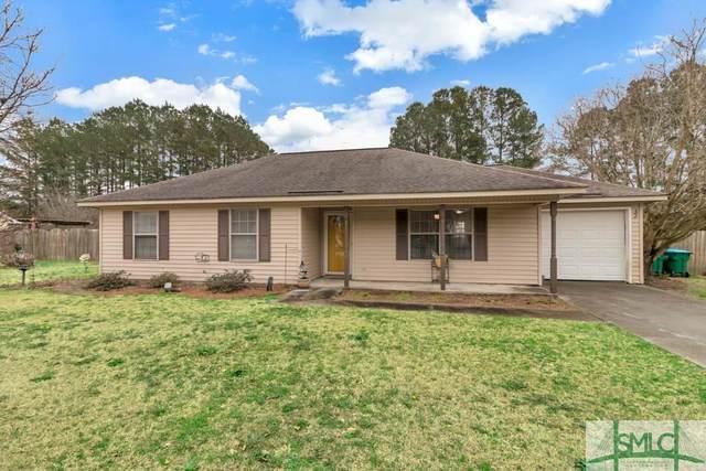 32 Del A Rae Circle, Guyton, GA 31312 (MLS #242779) :: Coastal Savannah Homes