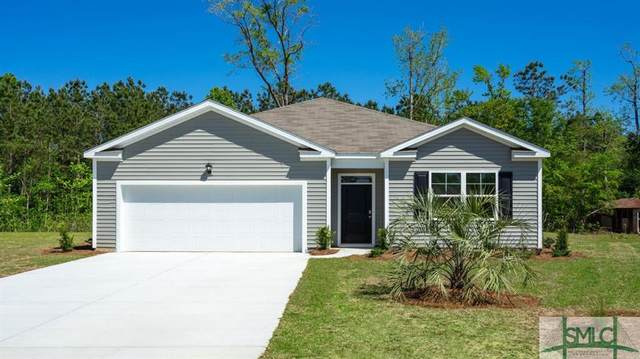 104 Cole Street, Pooler, GA 31322 (MLS #242786) :: The Arlow Real Estate Group