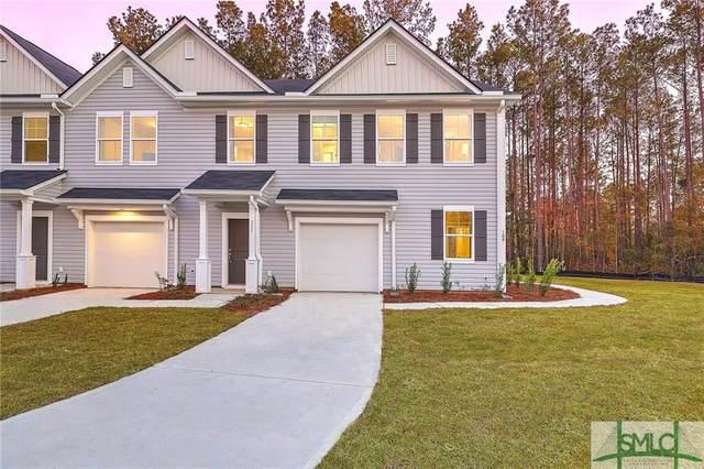 136 Benelli Drive, Pooler, GA 31322 (MLS #242790) :: The Arlow Real Estate Group