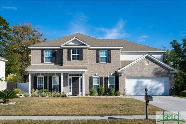 104 Oaktrace Place, Savannah, GA 31419 (MLS #242800) :: Heather Murphy Real Estate Group