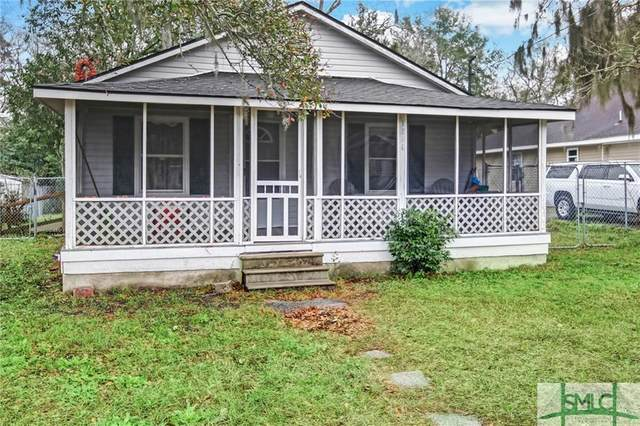 3214 Hazel Street, Savannah, GA 31404 (MLS #242808) :: RE/MAX All American Realty