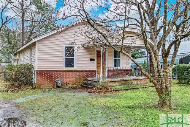1405 E 32nd Street, Savannah, GA 31404 (MLS #242816) :: Keller Williams Coastal Area Partners