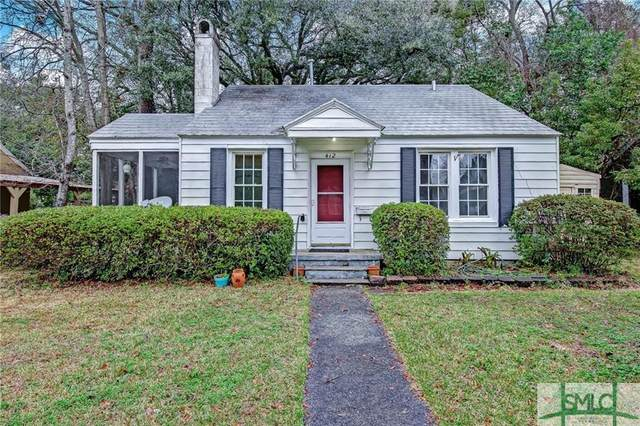 412 E 61st Street, Savannah, GA 31405 (MLS #242817) :: The Arlow Real Estate Group