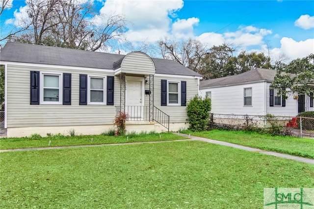 2308 New York Avenue, Savannah, GA 31404 (MLS #242818) :: Keller Williams Coastal Area Partners