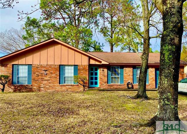 706 S Williamsburg Road, Savannah, GA 31419 (MLS #242821) :: Barker Team | RE/MAX Savannah
