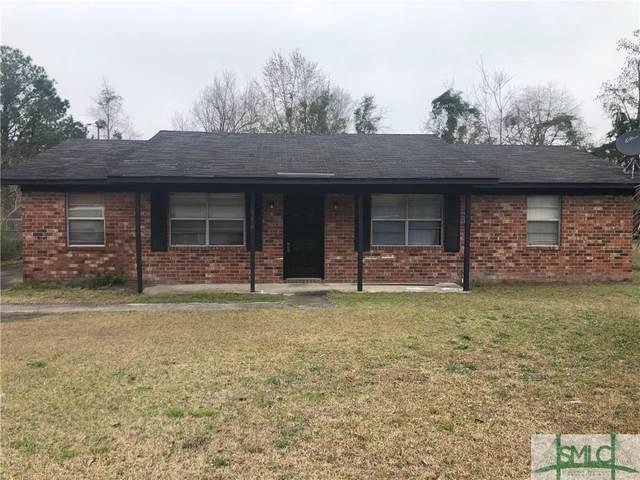 140 Glenn Bryant Road, Hinesville, GA 31313 (MLS #242822) :: Coastal Savannah Homes