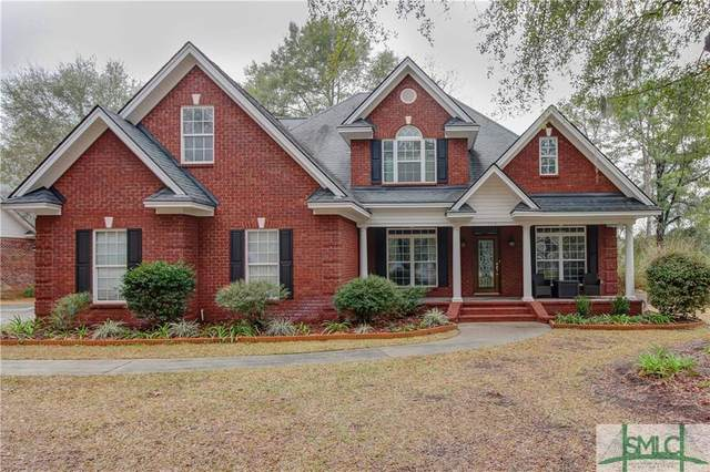 150 Royal Oak Drive, Guyton, GA 31312 (MLS #242827) :: Keller Williams Coastal Area Partners