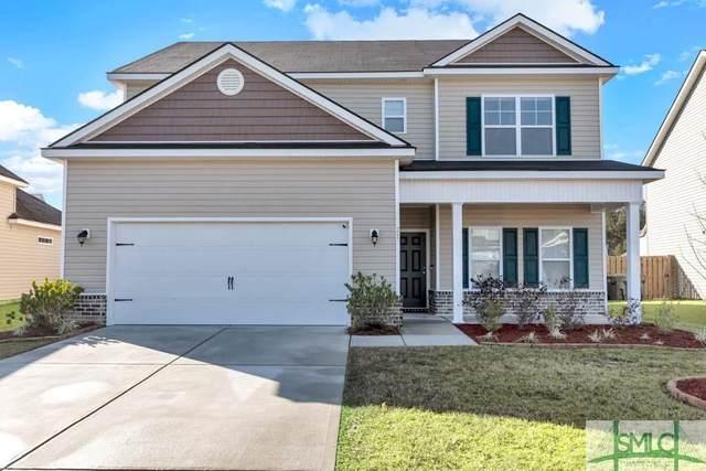 21 Castle Hill Road, Savannah, GA 31419 (MLS #242829) :: The Arlow Real Estate Group