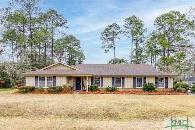 118 Quail Street, Savannah, GA 31419 (MLS #242835) :: The Arlow Real Estate Group