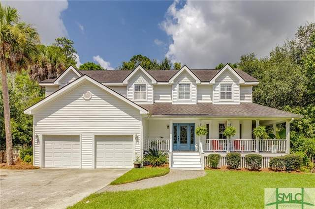 6 Briarberry Cove, Savannah, GA 31406 (MLS #242838) :: RE/MAX All American Realty