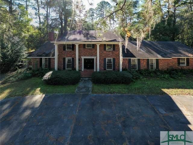 7 Dover Circle, Savannah, GA 31419 (MLS #242844) :: The Arlow Real Estate Group