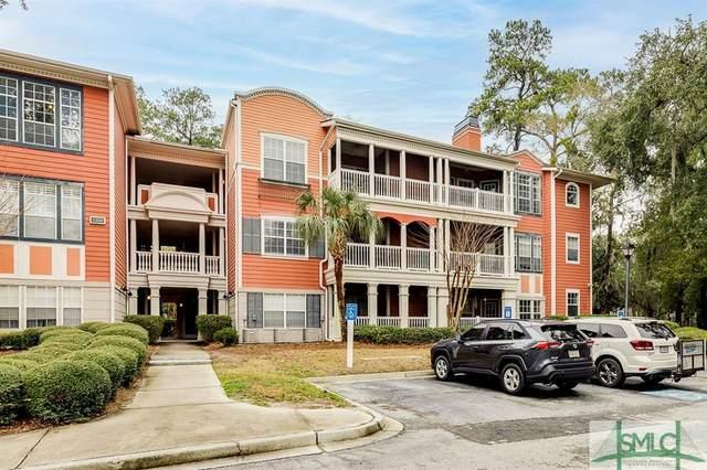 1135 Whitemarsh Way, Savannah, GA 31410 (MLS #242864) :: RE/MAX All American Realty
