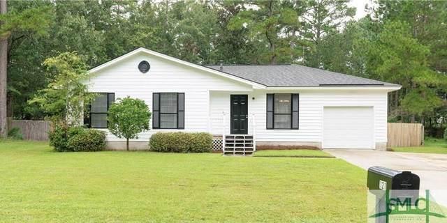 121 Stockbridge Drive, Savannah, GA 31419 (MLS #242878) :: RE/MAX All American Realty