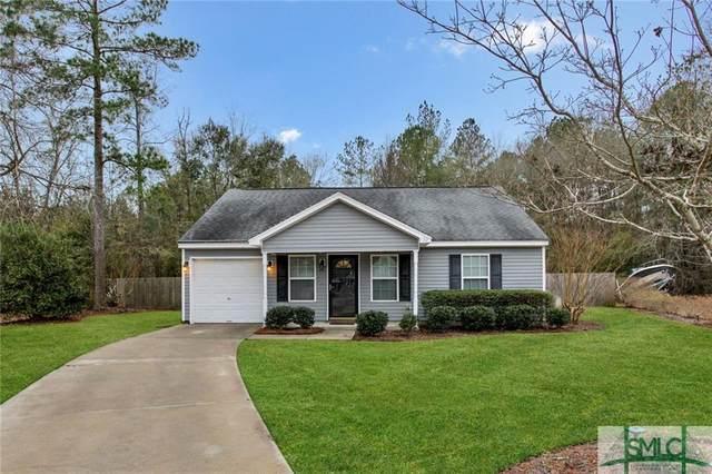 137 Blackwater Way, Springfield, GA 31329 (MLS #242880) :: RE/MAX All American Realty