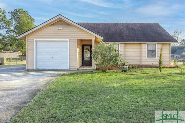 198 Lemans Drive, Bloomingdale, GA 31302 (MLS #242883) :: RE/MAX All American Realty