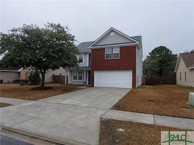 8 Willow Lakes Drive, Savannah, GA 31419 (MLS #242895) :: Coastal Savannah Homes