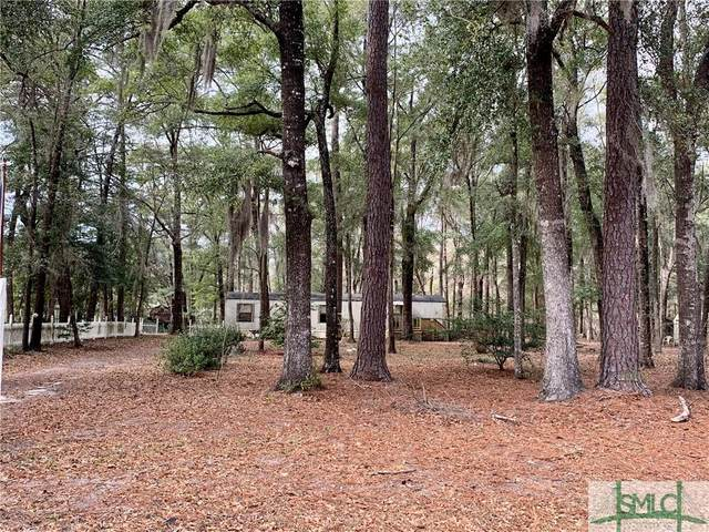 196 Tommy Long Road, Rincon, GA 31326 (MLS #242900) :: The Sheila Doney Team