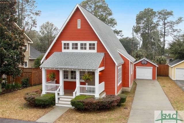 115 Daisy Court, Savannah, GA 31404 (MLS #242902) :: RE/MAX All American Realty