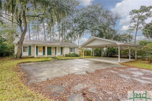 605 Suncrest Boulevard, Savannah, GA 31410 (MLS #242913) :: The Arlow Real Estate Group
