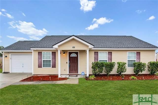 410 Pine Top Road, Guyton, GA 31312 (MLS #242915) :: Bocook Realty