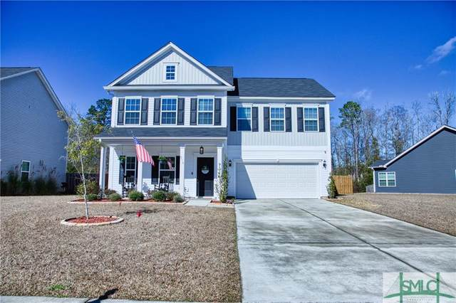216 Somersby Boulevard, Pooler, GA 31322 (MLS #242922) :: Keller Williams Realty-CAP