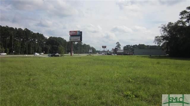 O PARCEL6 Hwy 21 Highway, Springfield, GA 31329 (MLS #242940) :: The Arlow Real Estate Group