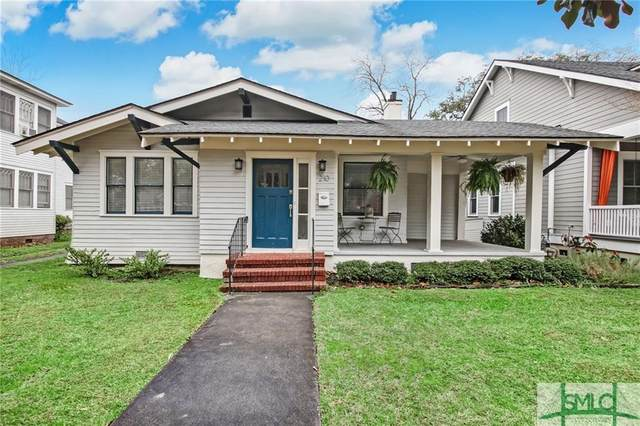 210 E 55th Street, Savannah, GA 31405 (MLS #242945) :: The Arlow Real Estate Group