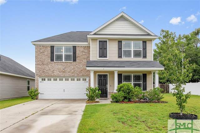 2 Braxton Manor Drive, Port Wentworth, GA 31407 (MLS #242968) :: Glenn Jones Group | Coldwell Banker Access Realty