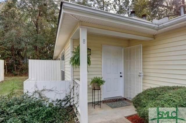 1401 King George Boulevard #8, Savannah, GA 31419 (MLS #242975) :: The Arlow Real Estate Group