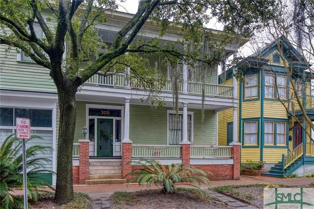 305 W Duffy Street D, Savannah, GA 31401 (MLS #242983) :: McIntosh Realty Team