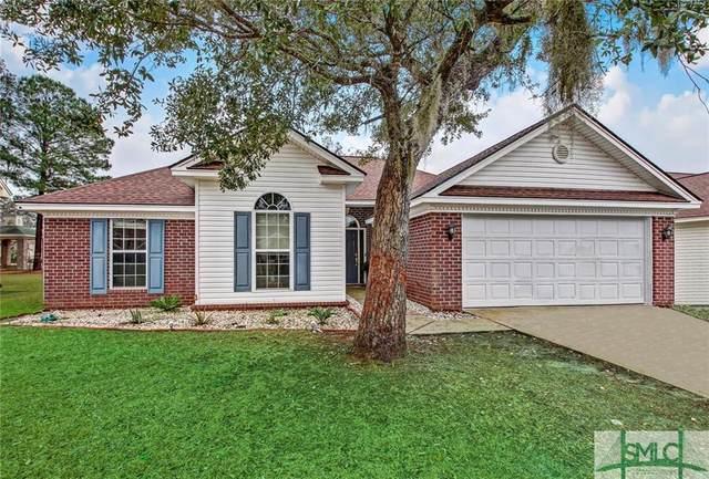 12 Salt Landing Way, Savannah, GA 31405 (MLS #242984) :: The Arlow Real Estate Group