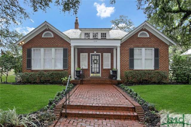 216 E 46th Street, Savannah, GA 31405 (MLS #242988) :: The Arlow Real Estate Group