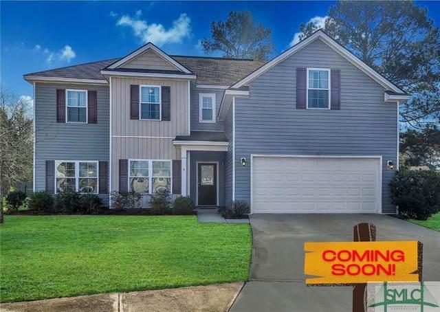8 Laddey Lane, Savannah, GA 31405 (MLS #242990) :: Coastal Savannah Homes