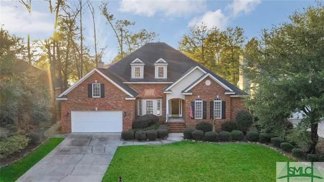 48 White Oak Bluff, Savannah, GA 31405 (MLS #242997) :: RE/MAX All American Realty