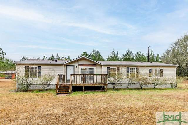 269 Spring Hill Road, Springfield, GA 31329 (MLS #243021) :: The Arlow Real Estate Group