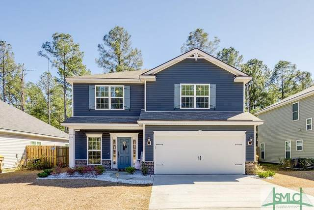 149 Red Maple Lane, Guyton, GA 31312 (MLS #243029) :: RE/MAX All American Realty