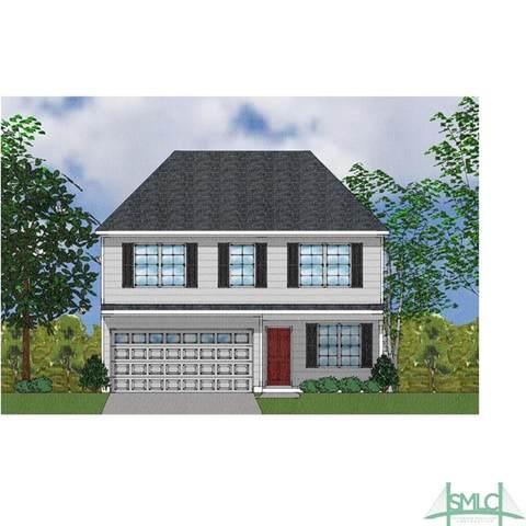 101 Riverwood Road, Pooler, GA 31322 (MLS #243050) :: Heather Murphy Real Estate Group