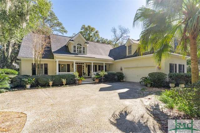 1 Mizzenmast Lane, Savannah, GA 31411 (MLS #243051) :: McIntosh Realty Team